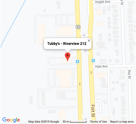Tubby's - Riverview 212