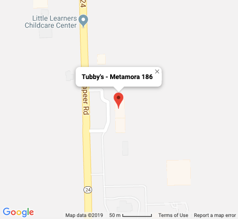 Tubby's - Metamora 186