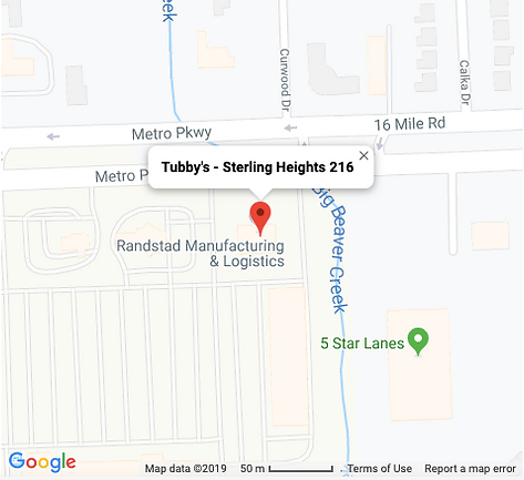 Tubby's - Sterling Heights 216