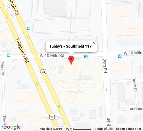 Tubby's - Southfield 117