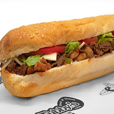 Loaded Steak Sub