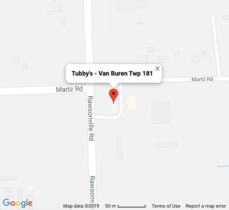 Tubby's - Van Buren Twp 181