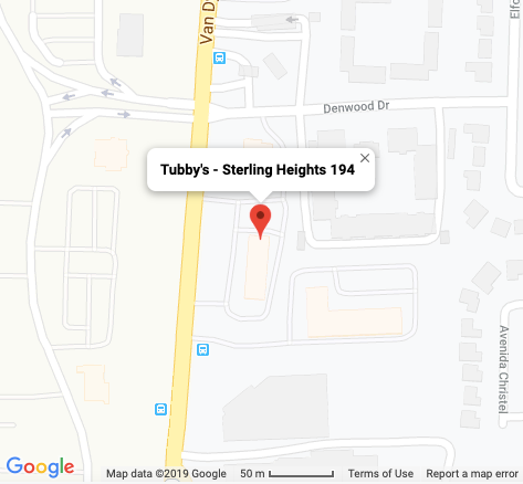 Tubby's - Sterling Heights 194