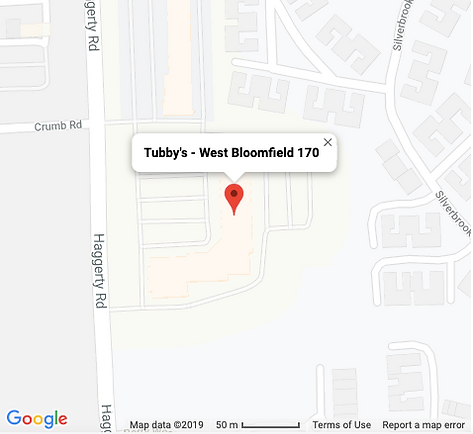 Tubby's - West Bloomfield 170