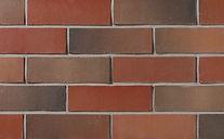 Brampton Brick - Red Smooth Flashed Blend