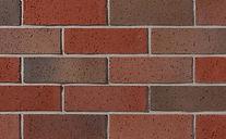 Brampton Brick - Red Velour Flashed Blend