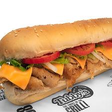 Chicken & Cheddar Sub