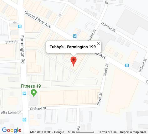 Tubby's - Farmington 199