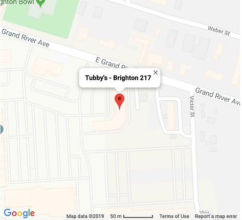 Tubby's - Brighton 217