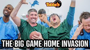 Congratulations To Our Big Game Home Invasion Winner! 🏈🎉