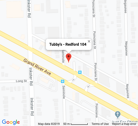 Tubby's - Redford 104