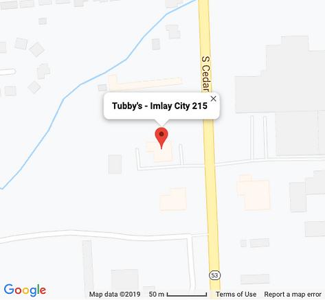 Tubby's - Imlay City 215