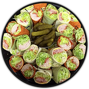 Roll Up Platter