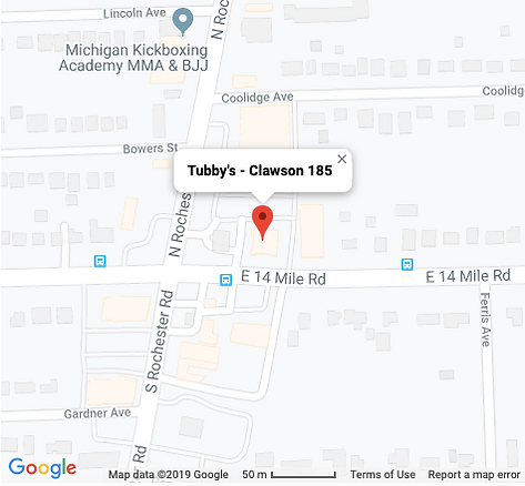 Tubby's - Clawson 185
