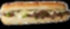 Philly Cheesesteak Sub