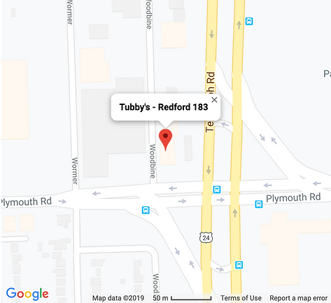 Tubby's - Redford 183