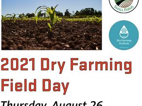 08/26 Dry Farming Field Day!