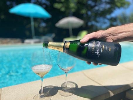 Dégustation des Champagnes Albéric Duvat