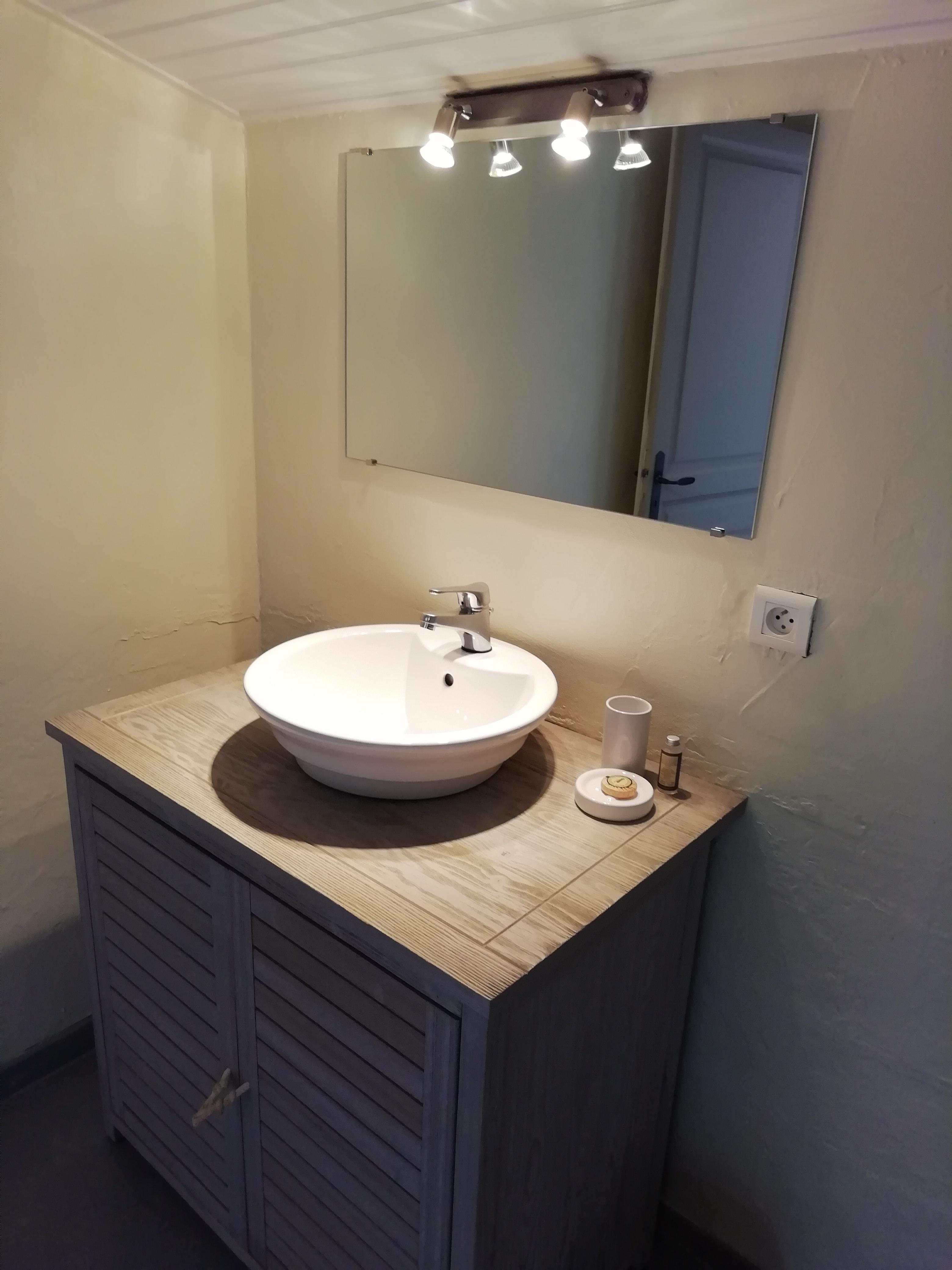 Salle de bains La Fontaine