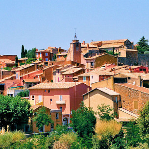 The Village of Roussillon
