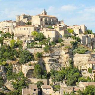Il villaggio di Gordes