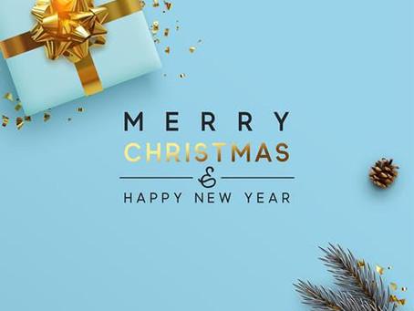 Joyeux Noël et bonnes fêtes !!!