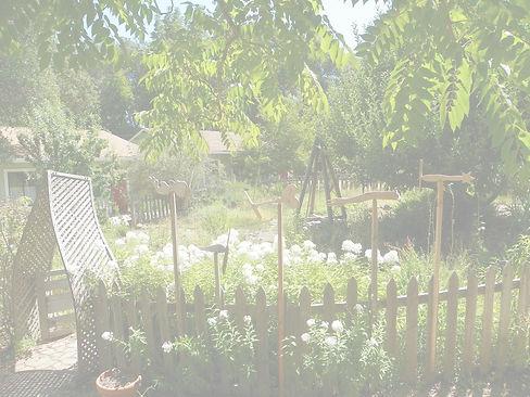 The Waldorf School of Mendocino School Garden