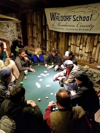 Texas Hold'em Tournament Fundraiser