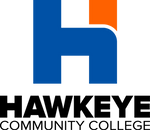 Hawkeye Community College Stacked Logo 3