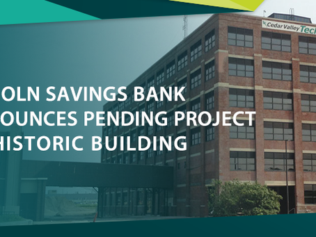 Historic John Deere Tractor Factory Project Announced by Lincoln Savings Bank