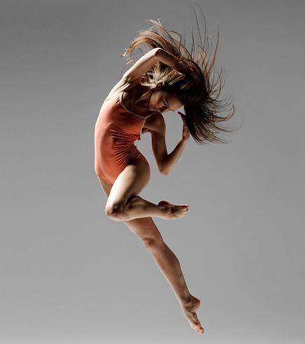 Salto Ballerina  - Danza Moderna