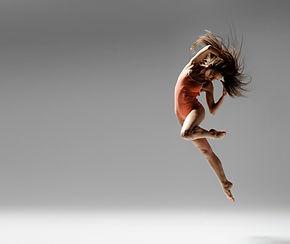salto do dançarino