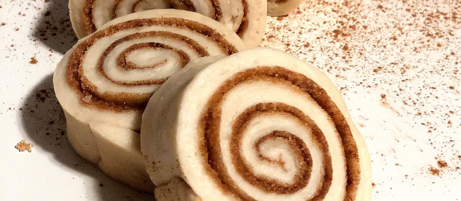 Tessa's Cinnamon Rolls
