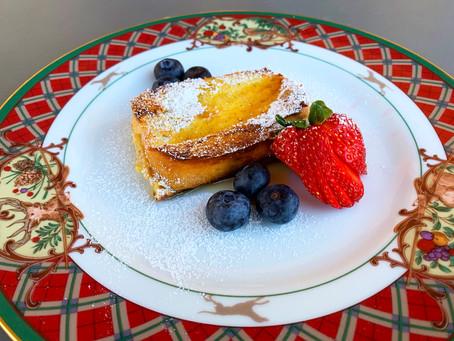 Make Ahead Christmas Morning French Toast