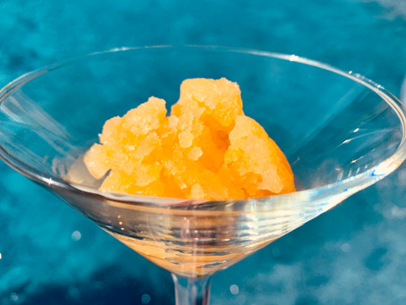 Owen's Fresh Orange Granita