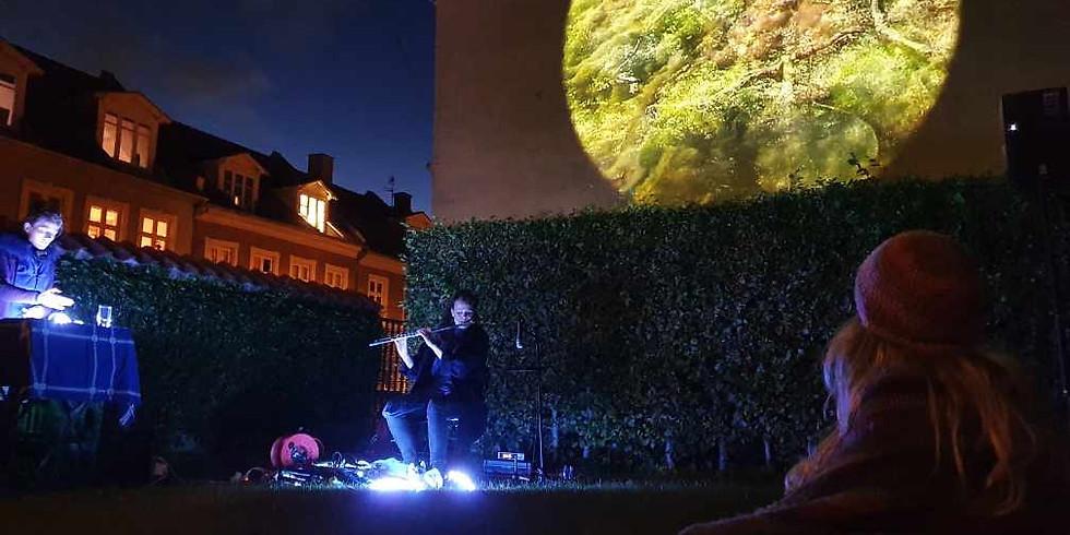 Smeltevand på Aarhus Lydkunstfestival