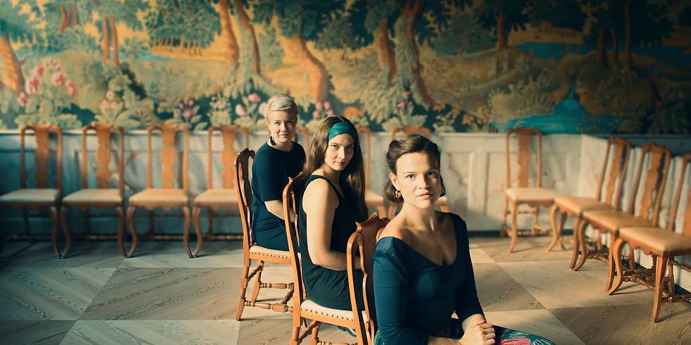 Trio Dandelion