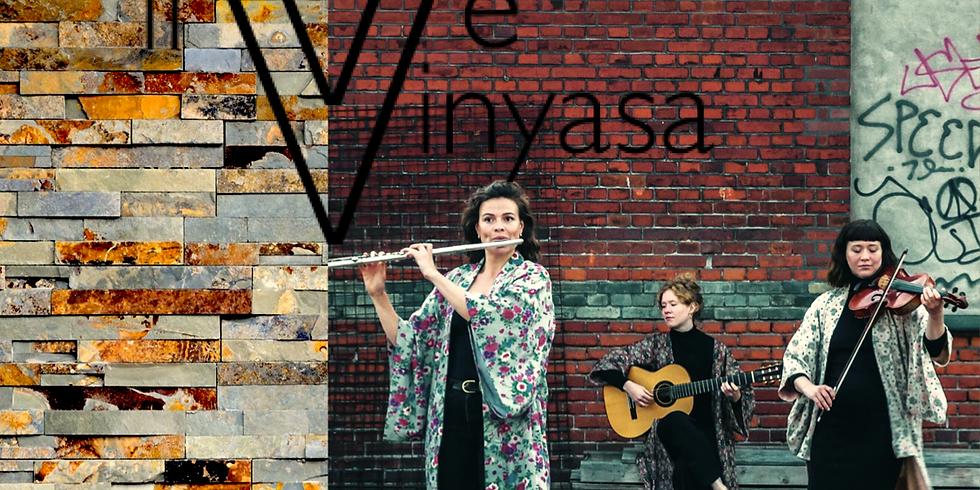 Live Vinyasa -Gratis fordybelseskoncert