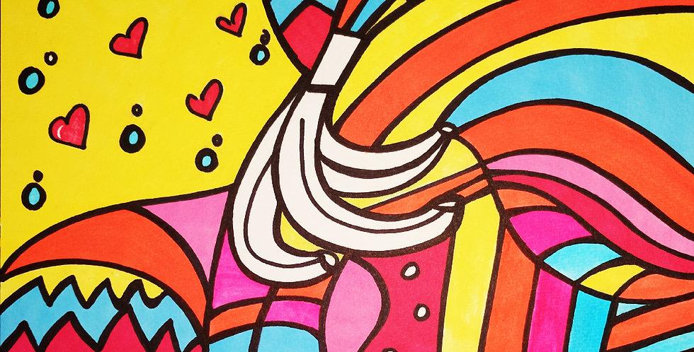 Banana Art Series #2