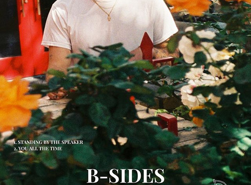 Currently jamming to The Holdup's new EP, B-Sides.