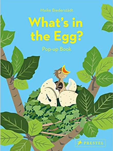 WHAT´S IN THE EGG?