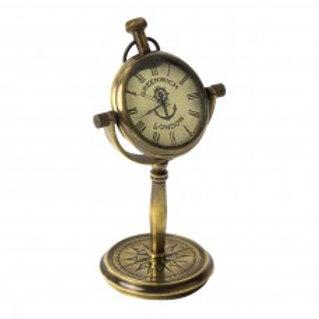 Greenwich Pocket Watch Clock