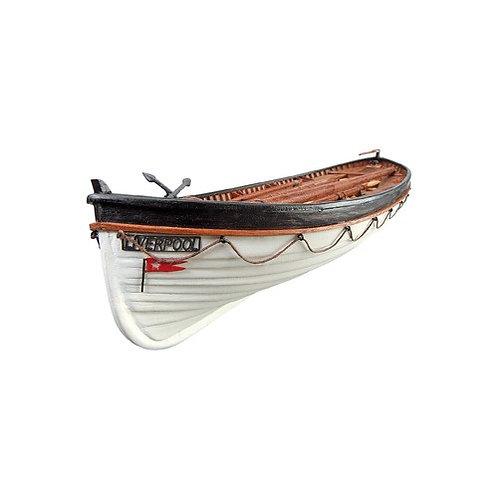 Wooden Model Boat Kit: Titanic's Lifeboat 1/35