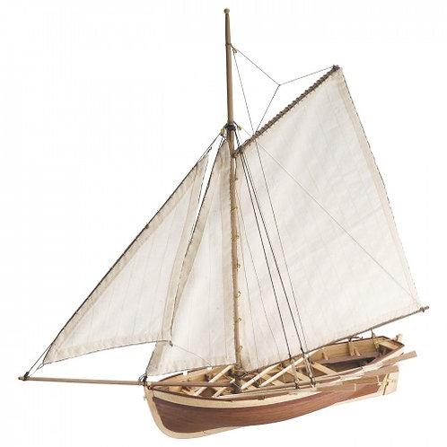 Wooden Model Ship Kit: HMS Bounty Jolly Boa