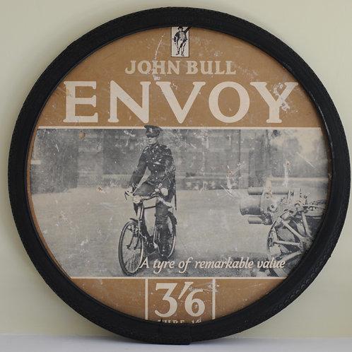 Vintage Tyre Sign