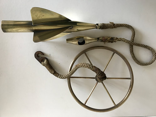 Ship's Cherub Vintage Sailing Memorabilia