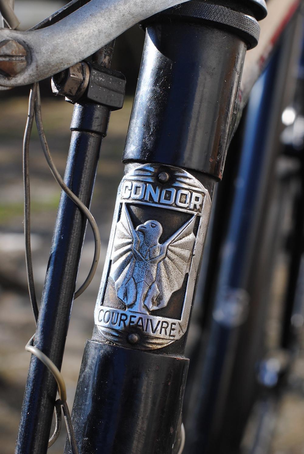 Condor Bicycle badge