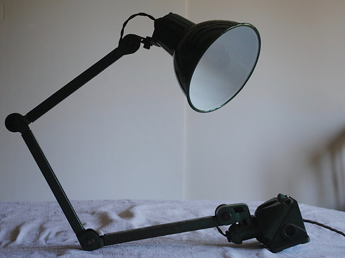 Vintage Machinists / Industrial Lamp
