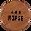 Thumbnail: Wooden Shaving Soap Bowl and Shaving Soap