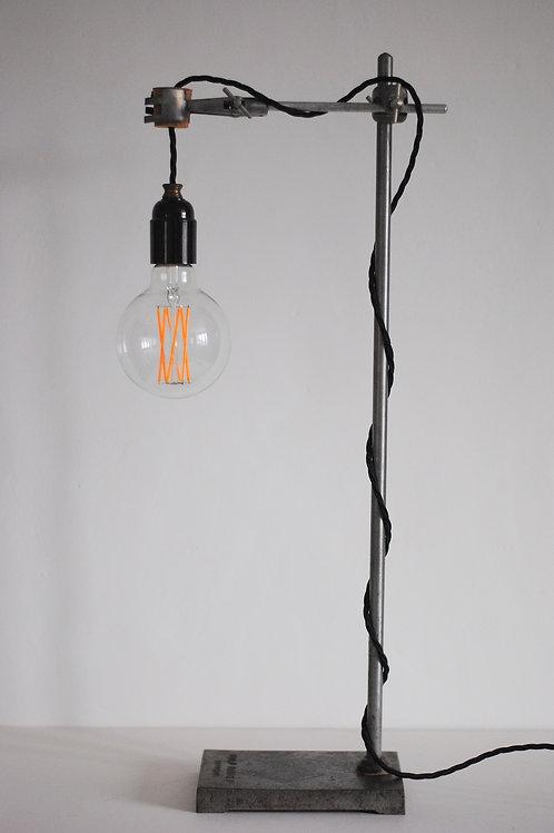Vintage Industrial / Lab Stand Lamp